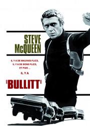 affiche du film BULLITT - Steve Mc Queen