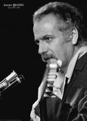 Georges Brassens Micro